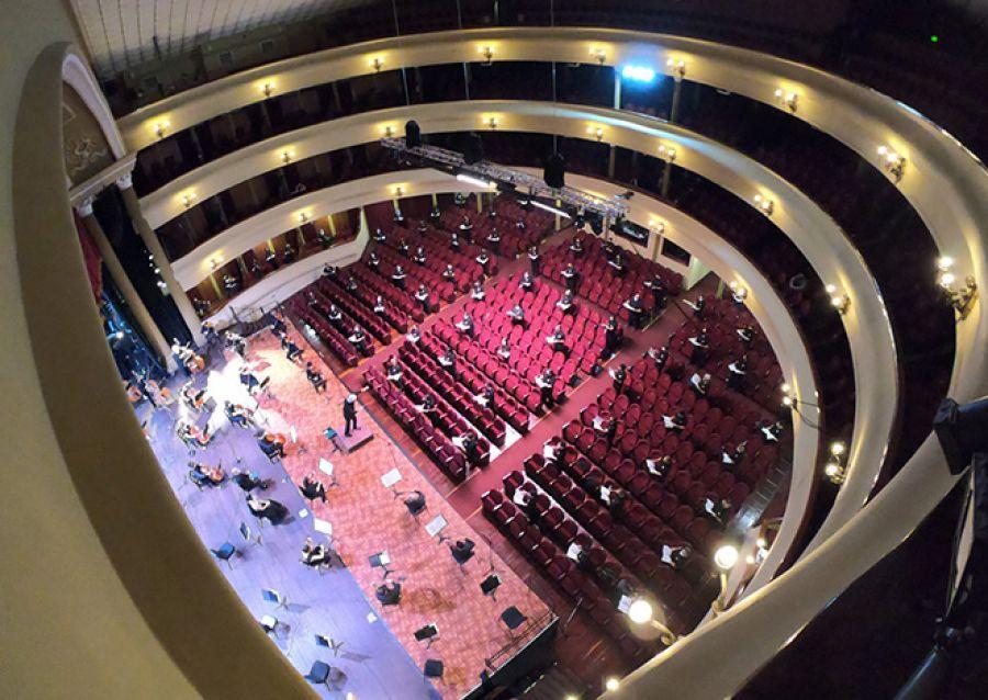 II Concierto de Temporada Oficial 2020. Orquesta Sinfónica Nacional