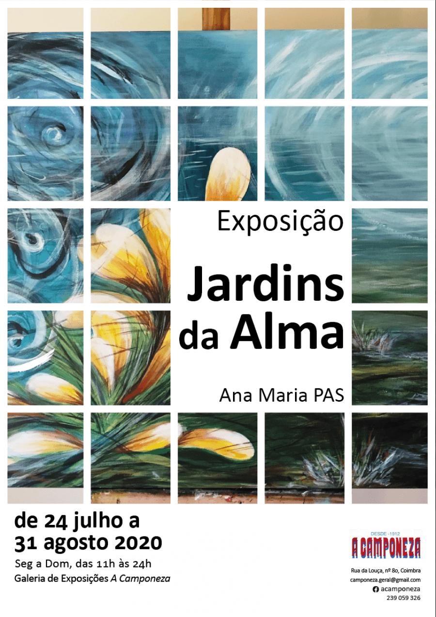 Exposição Jardins da Alma
