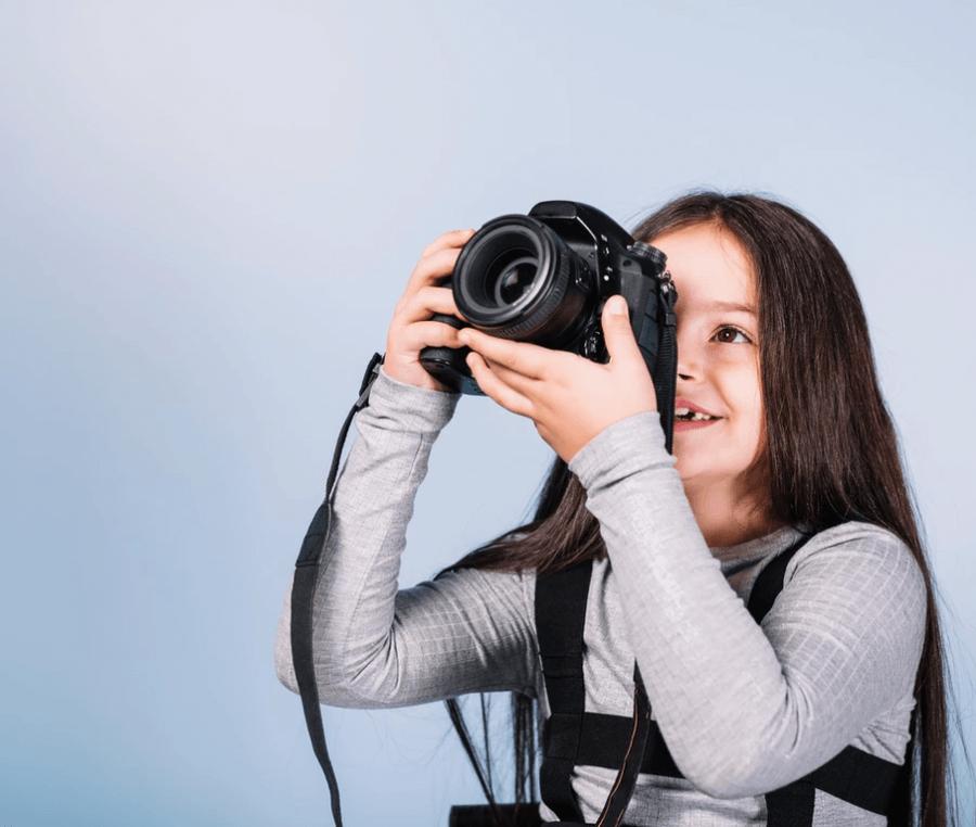 WORKSHOP Fotografia para Crianças