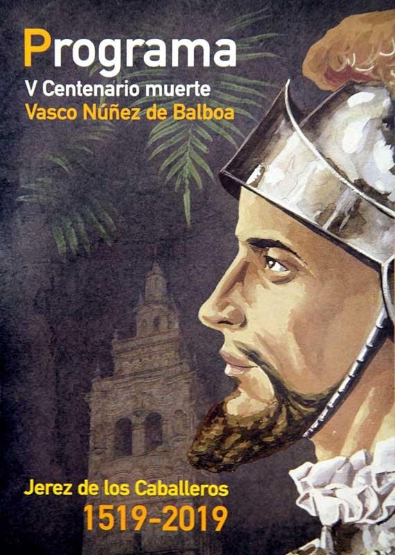 5º centenario de la muerte de Vasco Núñez de Balboa
