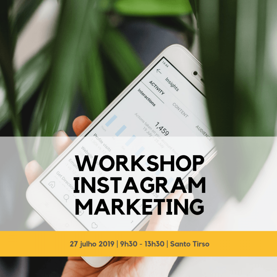 workshop - instagram marketing