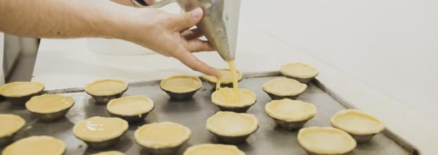 Pastel de Nata Workshop at REAL Bakery   Workshop de Pastel de Nata na Pastelaria Batalha