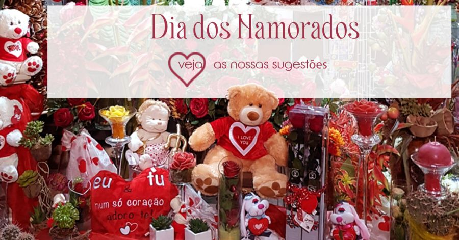 Entrega de Flores para o Dia ❤ Namorados ❤