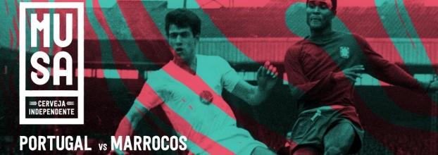 Musa World Cup : Portugal vs Marrocos