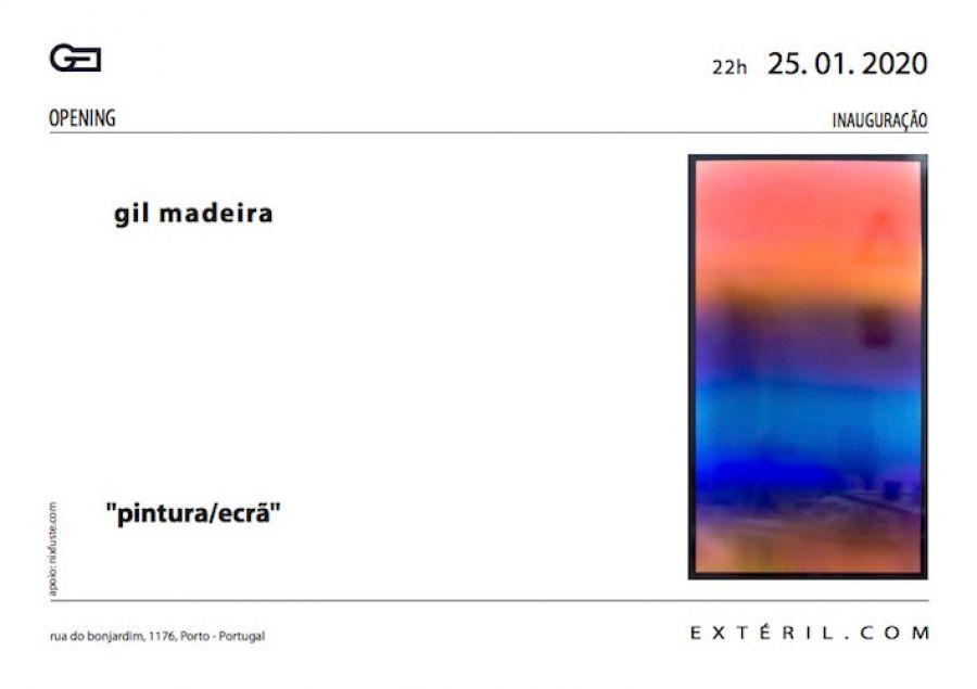 Extéril - Gil Madeira
