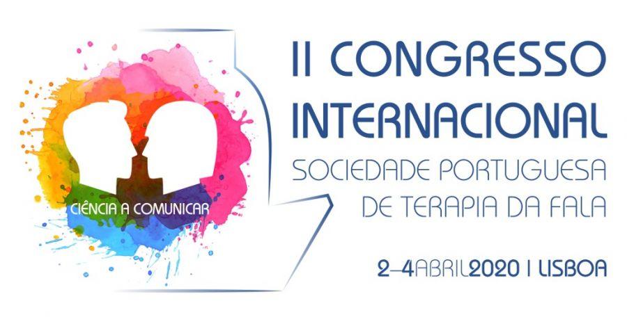 II Congresso Internacional da Sociedade Portuguesa de Terapia da Fala