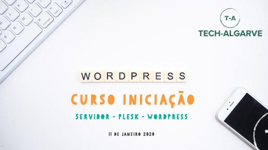 Curso Wordpress Iniciação