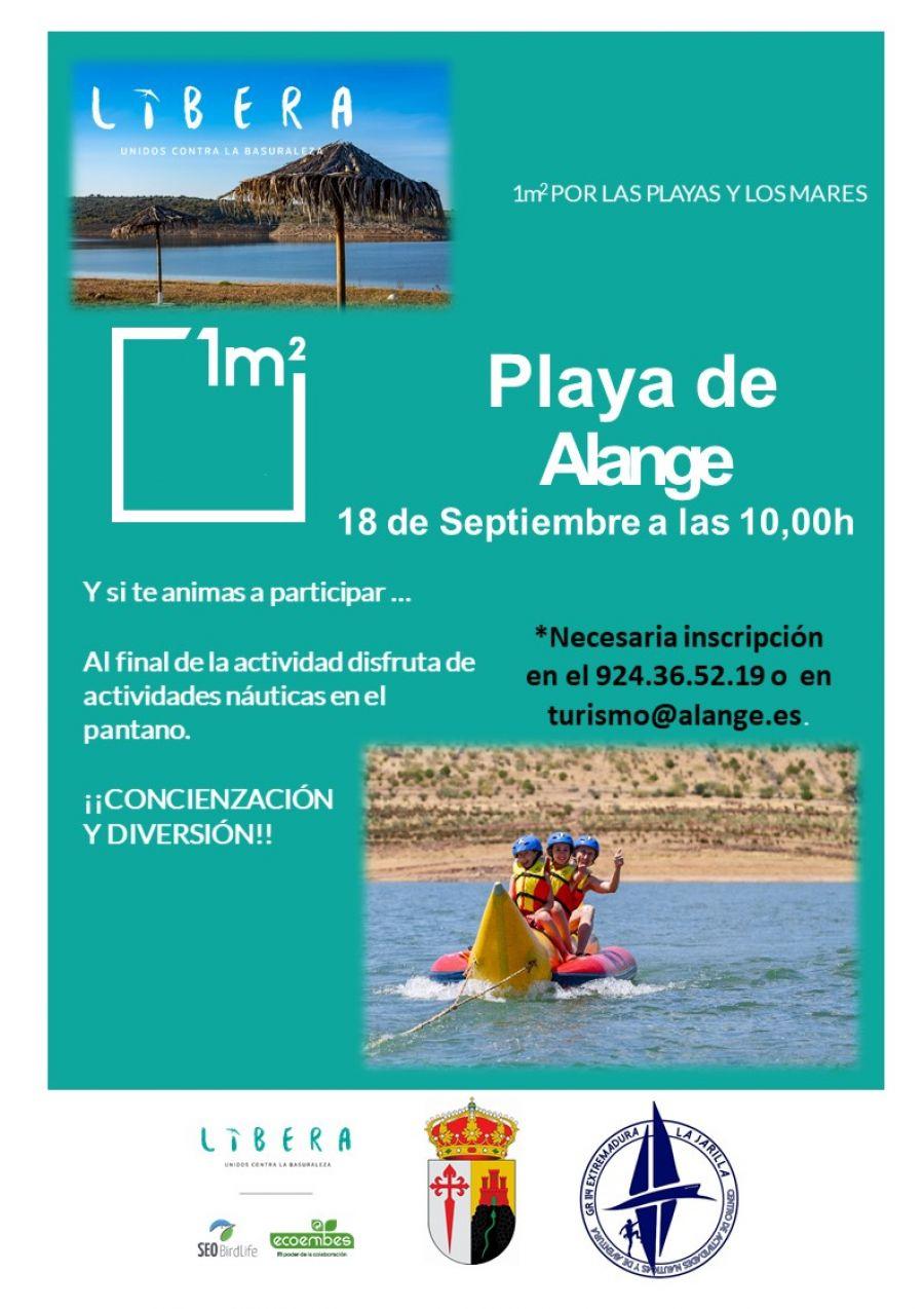 Libera de Basura La Playa