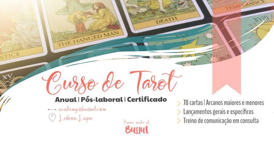 Curso de Tarot | Lisboa