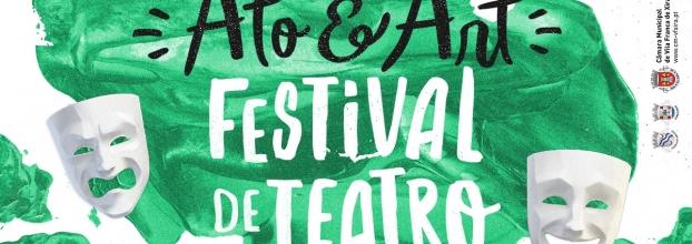 Ato & Art - Festival de Teatro (Teatro, Improv e Stand-up Comedy)