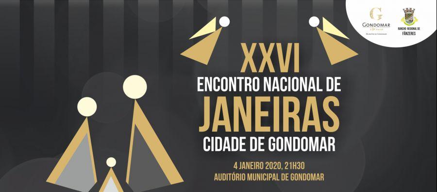 XXVI Encontro Nacional de Janeiras Cidade de Gondomar