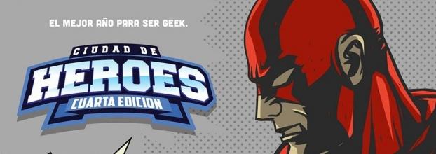 Ciudad de Héroes: IV Edición