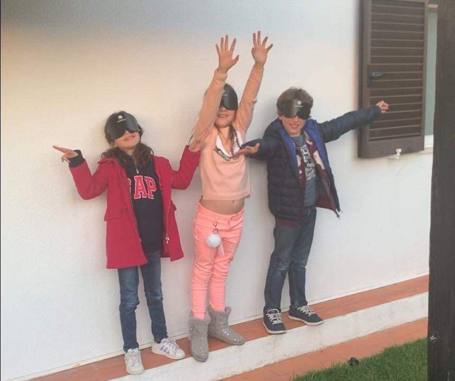 1a Formação de Professores ICU em Portugal, com Nicola Farmer