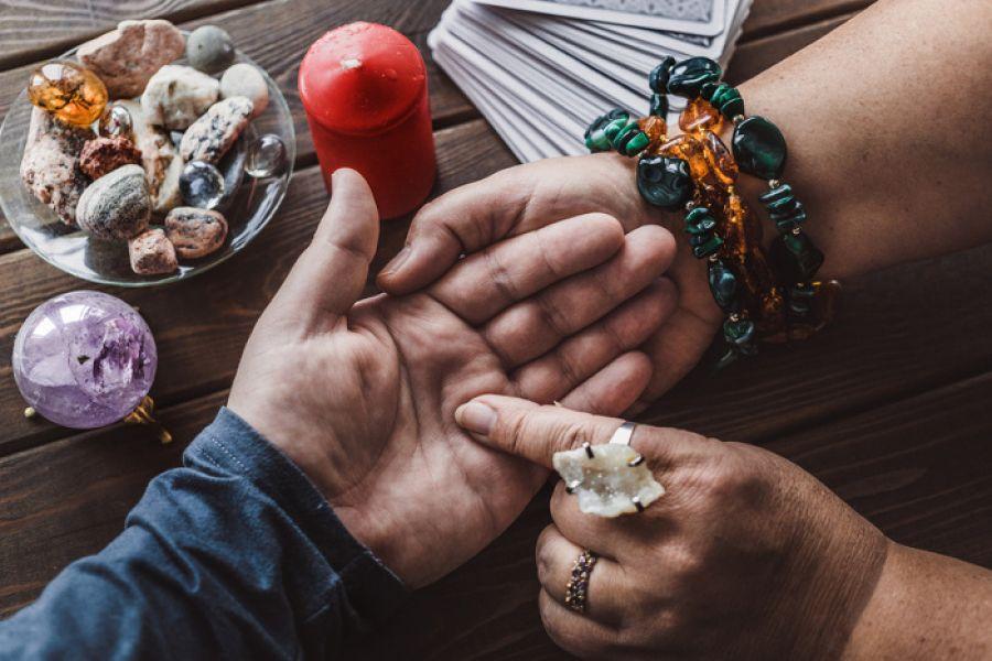 Workshop - Saiba Ler a Sua Mão - Parte II