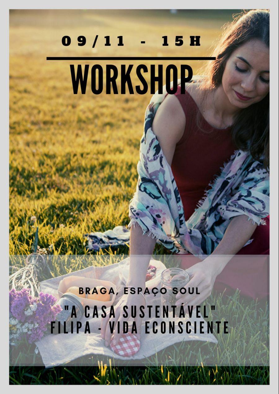 Workshop 'A casa sustentável'