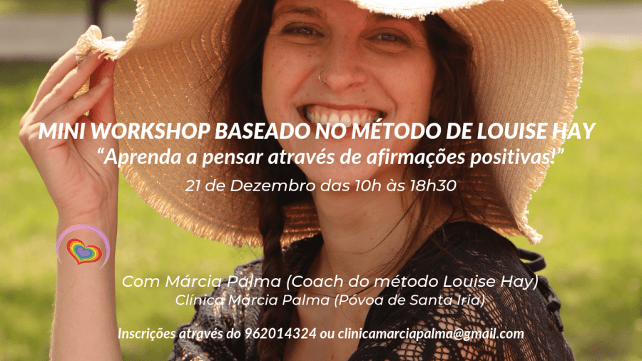 Mini workshop baseado no método de Louise Hay