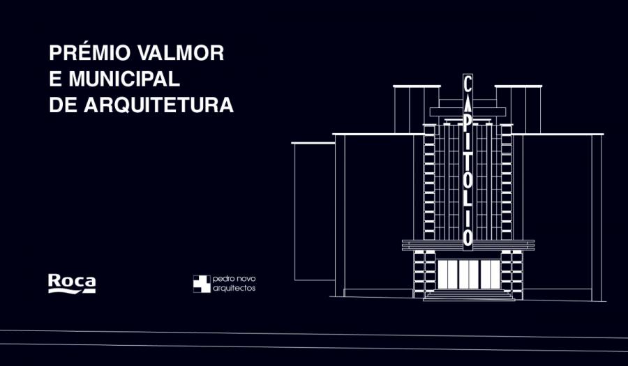 Prémio Valmor e Municipal de Arquitetura – Luís Cristino da Silva