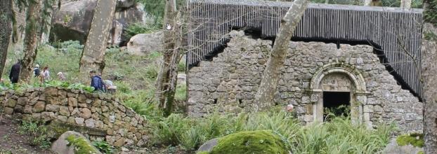 Tours pedestres - Caminhando pelos trilhos da Serra de Sintra, conheça os principais monumentos