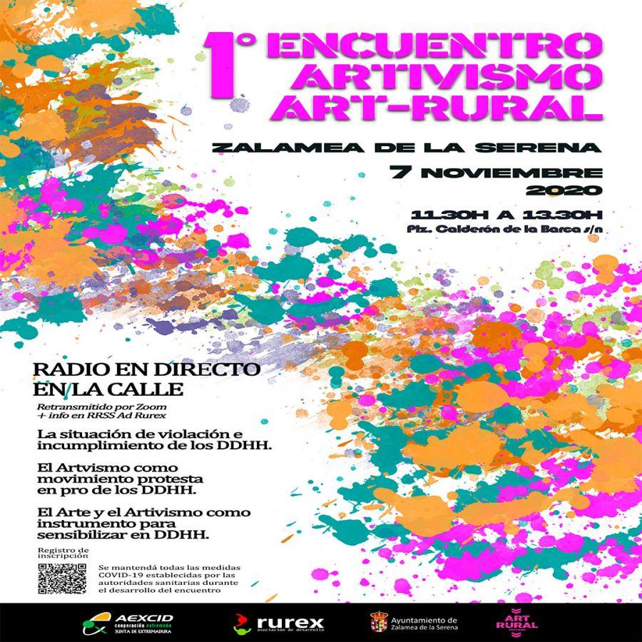 1 Encuentro Artivismo
