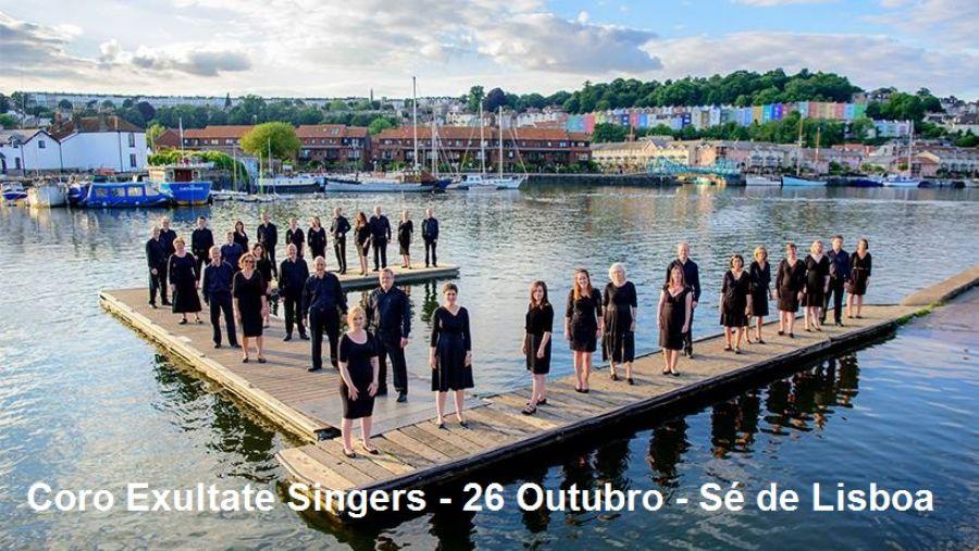 Concerto - Coro Exultate Singers