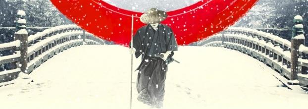 Presentación de la novela 'El guerrero a la sombra del cerezo'