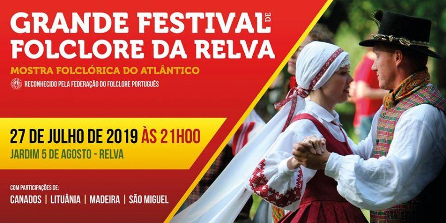 XXVII Grande Festival de Folclore da Relva - Mostra Folclórica do Atlântico