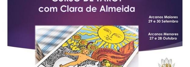 CURSO De TAROT com Clara de Almeida