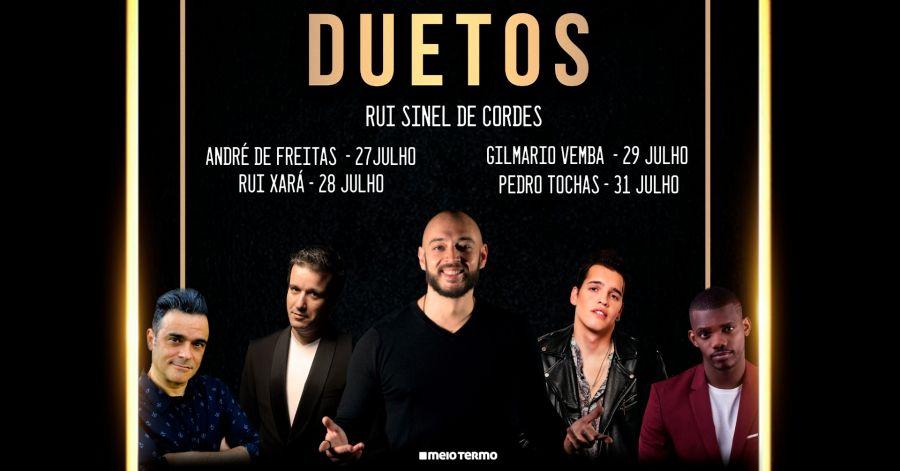 Duetos | Rui Sinel de Cordes