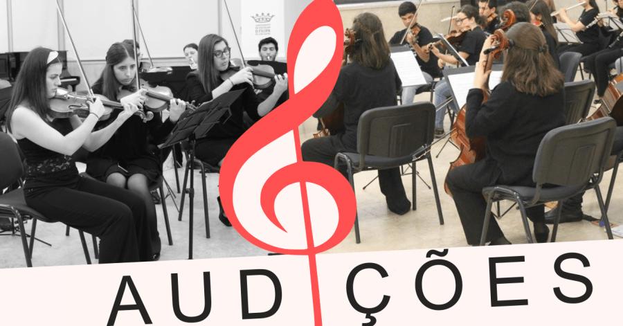 Audições | Orquestra Académica Portuguesa