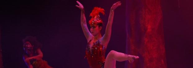 Pájaro de fuego. Compañía Nacional de Danza