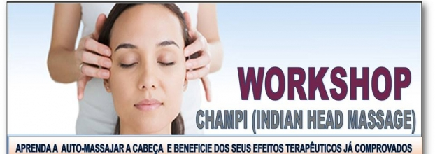 Workshop Champi (Indian Head Massage)