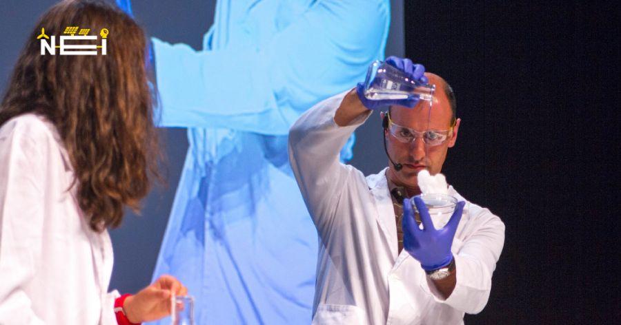 Show de Ciência - 'Química por Tabela 2.0'