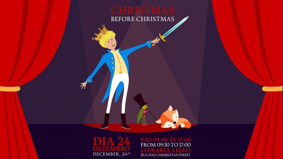 Christmas Before Christmas