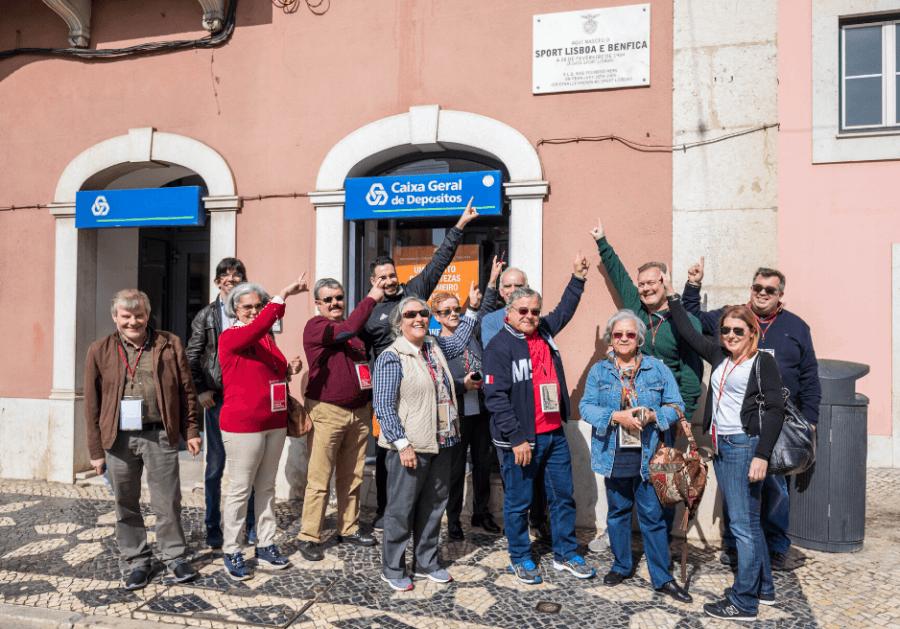 Passeio Guiado: Lisboa e Benfica