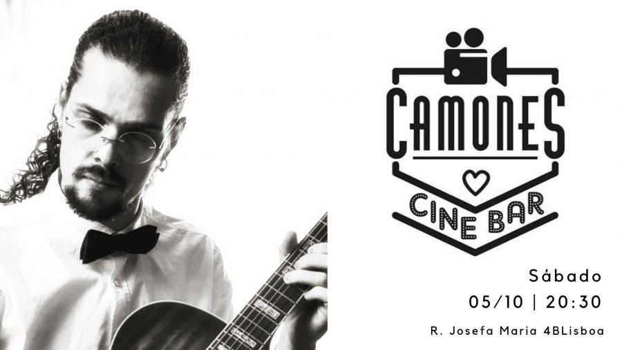 Túlio Augusto - 'Solitário' - Camones Cine Bar
