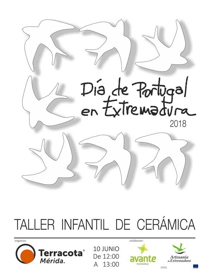 ARTESANÍA // Taller infantil de cerámica