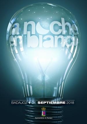 LA NOCHE EN BLANCO // BADAJOZ