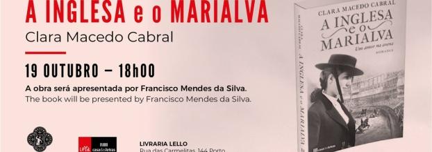 A Inglesa e o Marialva   Clara Macedo Cabral