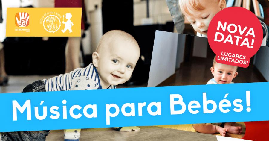 Músicas do Mundo para pais e bebés, em Benfica