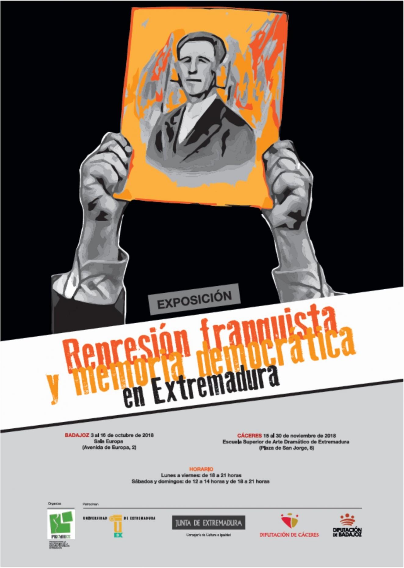 Represión franquista y memoria democrática en Extremadura