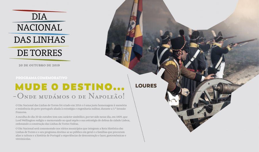 Comemoração do Dia Nacional das Linhas de Torres