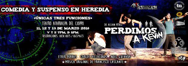 Comedia y suspenso se apoderan del Teatro Atahualpa del Cioppo en la obra PERDIMOS A KEVIN