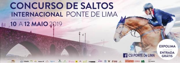 Concurso de Saltos Internacional 10 a 12 maio 2019 | Expolima