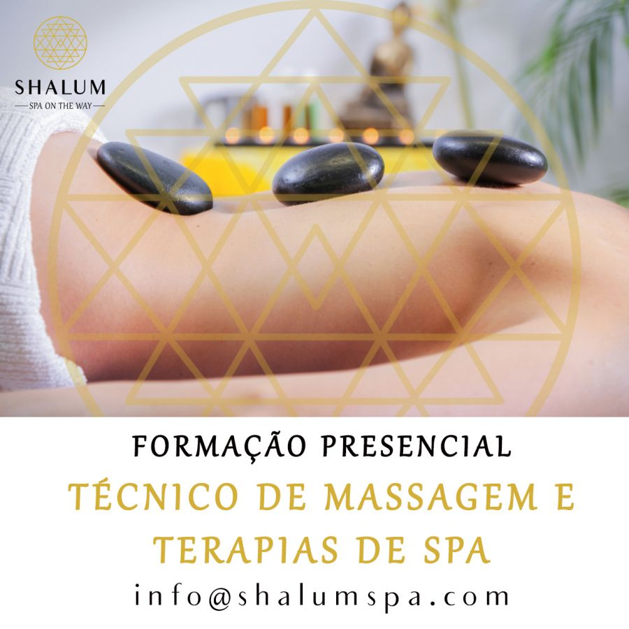 Massagem e Terapias de SPA