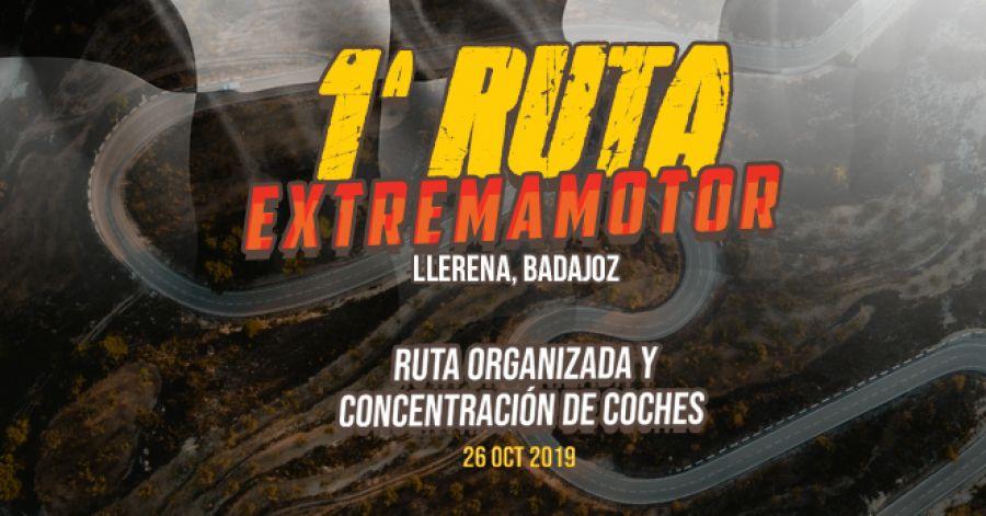 1ª Ruta y Concentración de coches ExtremaMotor