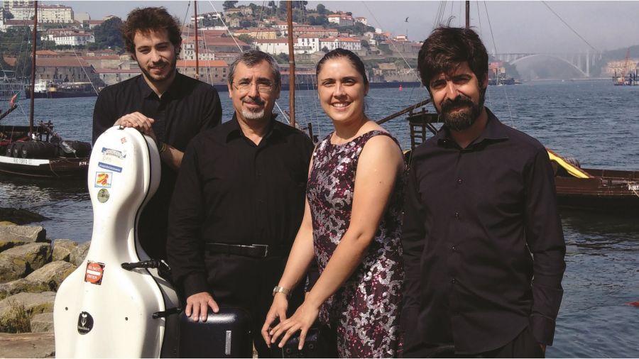 Museu Fora da Caixa 'Partilha de tempo' – concerto de música clássica