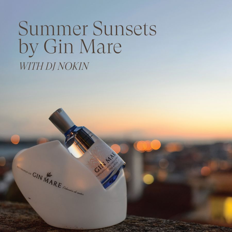 Summer Sunsets by Gin Mare