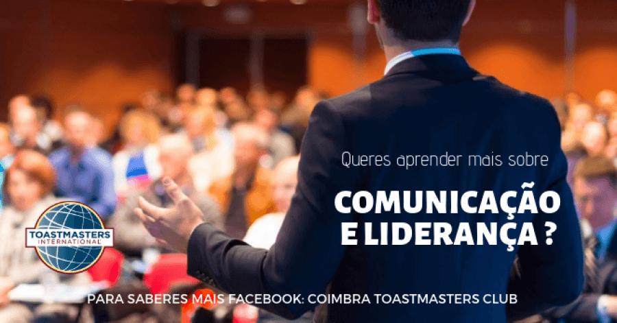 Sessão Coimbra Toastmasters Club