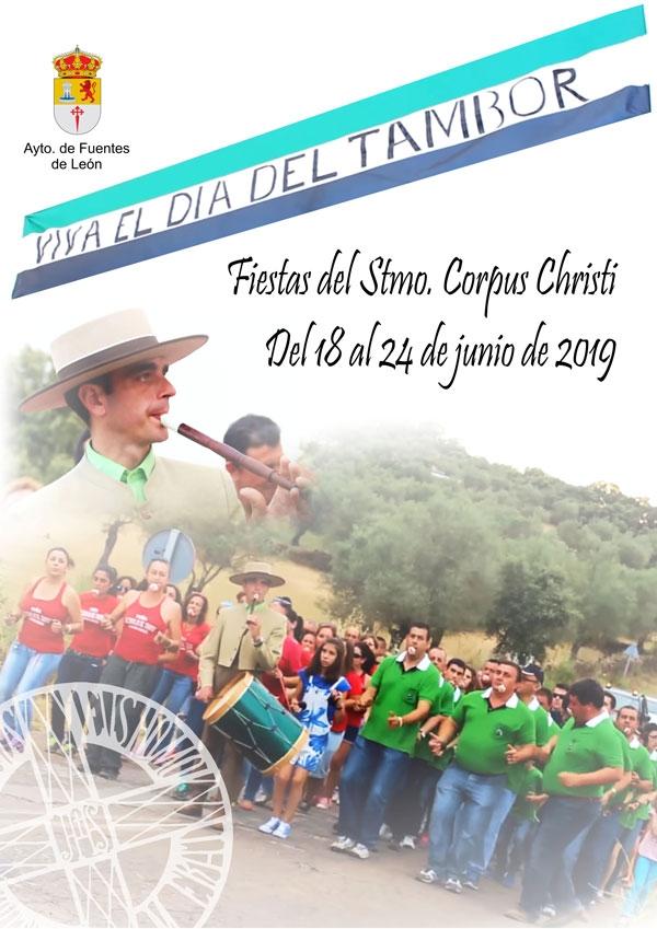 CORPUS CHRISTI EN FUENTES DE LEÓN
