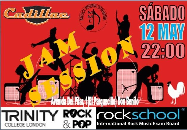 Concierto Rockscool Jam Session